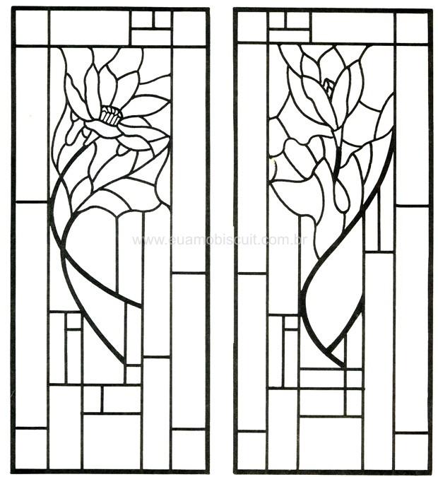 Patterns delphi glass