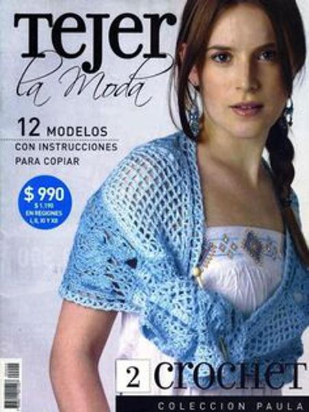 تحميل مجلة Tejer la moda.n2 لتعليم الكروشيه, Tejer_la_moda.n2